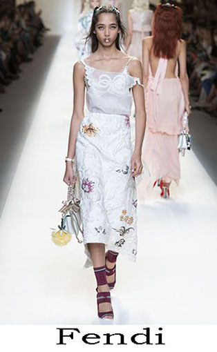 Fendi Spring Summer 2017 Lifestyle Clothing For Women 47