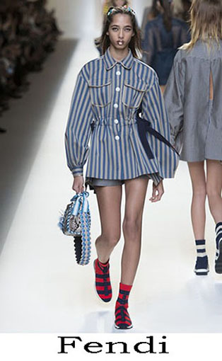Fendi Spring Summer 2017 Lifestyle Clothing For Women 5