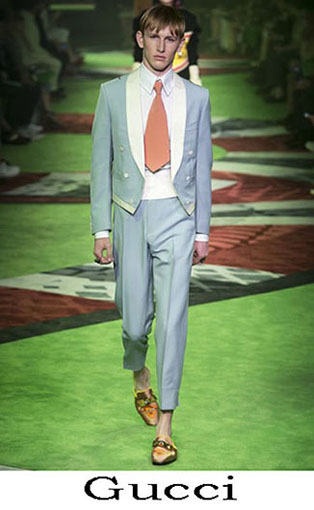 Gucci Spring Summer 2017 Lifestyle Clothing For Men 1