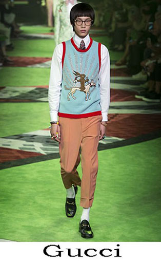 Gucci Spring Summer 2017 Lifestyle Clothing For Men 11