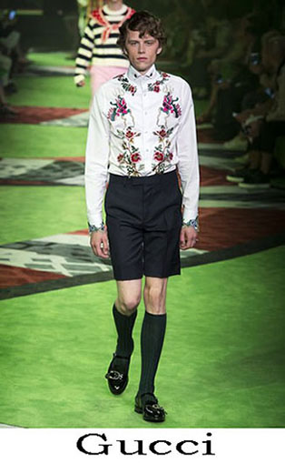 Gucci Spring Summer 2017 Lifestyle Clothing For Men 13