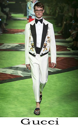 Gucci Spring Summer 2017 Lifestyle Clothing For Men 17