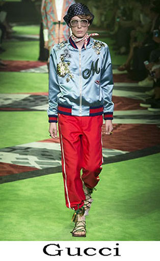 Gucci Spring Summer 2017 Lifestyle Clothing For Men 18