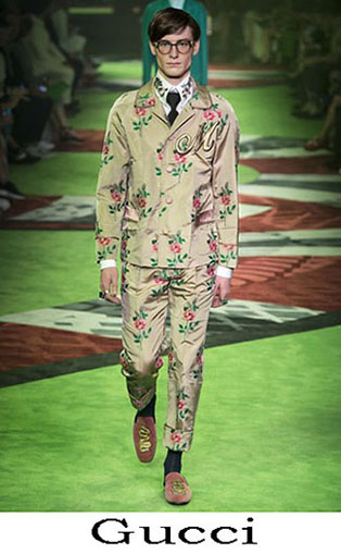 Gucci Spring Summer 2017 Lifestyle Clothing For Men 25