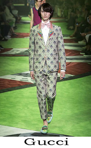 Gucci Spring Summer 2017 Lifestyle Clothing For Men 28