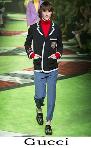 Gucci Spring Summer 2017 Lifestyle Clothing For Men 3
