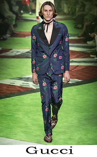 Gucci Spring Summer 2017 Lifestyle Clothing For Men 30