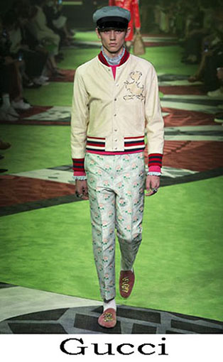 Gucci Spring Summer 2017 Lifestyle Clothing For Men 31