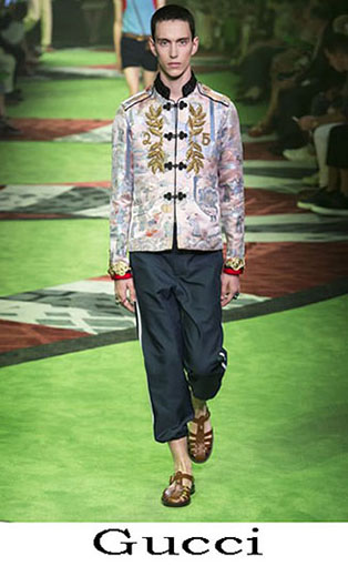 Gucci Spring Summer 2017 Lifestyle Clothing For Men 33