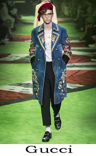 Gucci Spring Summer 2017 Lifestyle Clothing For Men 35