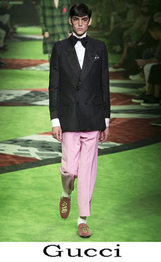 Gucci Spring Summer 2017 Lifestyle Clothing For Men 38