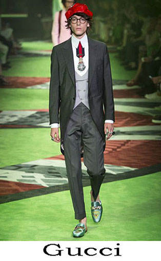 Gucci Spring Summer 2017 Lifestyle Clothing For Men 42