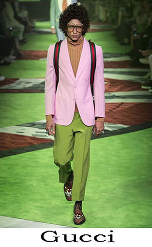 Gucci Spring Summer 2017 Lifestyle Clothing For Men 43