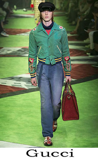 Gucci Spring Summer 2017 Lifestyle Clothing For Men 44