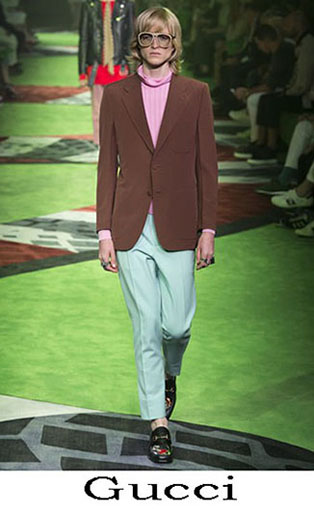 Gucci Spring Summer 2017 Lifestyle Clothing For Men 45