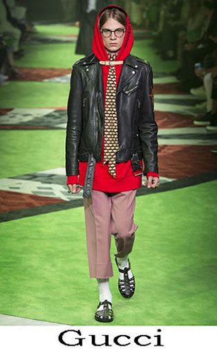 Gucci Spring Summer 2017 Lifestyle Clothing For Men 46