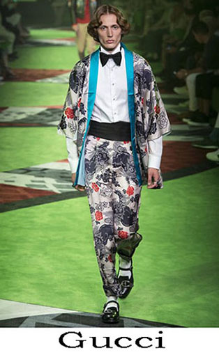 Gucci Spring Summer 2017 Lifestyle Clothing For Men 48