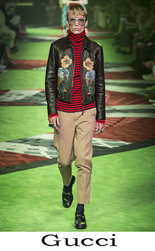 Gucci Spring Summer 2017 Lifestyle Clothing For Men 49