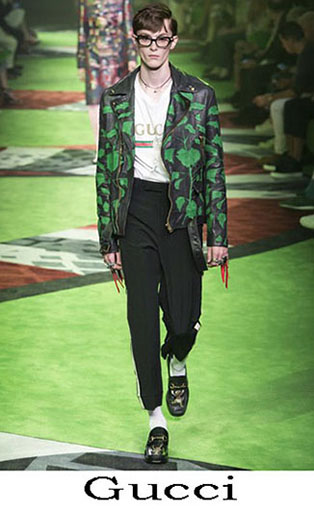 Gucci Spring Summer 2017 Lifestyle Clothing For Men 51