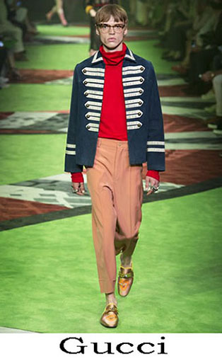 Gucci Spring Summer 2017 Lifestyle Clothing For Men 52