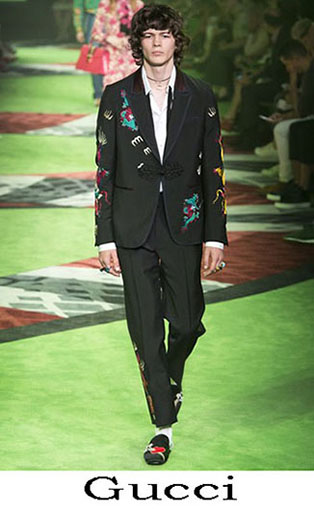 Gucci Spring Summer 2017 Lifestyle Clothing For Men 54