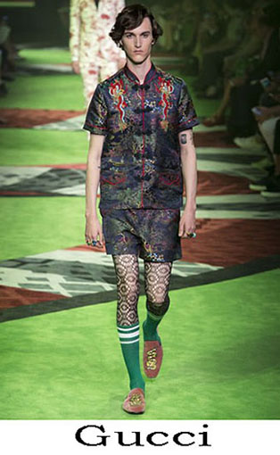 Gucci Spring Summer 2017 Lifestyle Clothing For Men 6