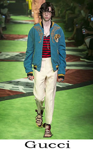Gucci Spring Summer 2017 Lifestyle Clothing For Men 8
