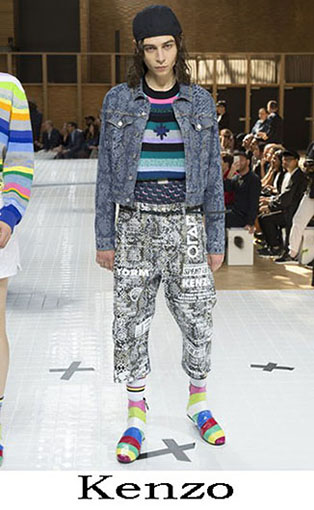 Kenzo Spring Summer 2017 Fashion Men And Women 19