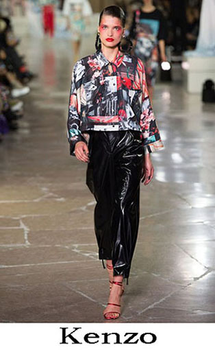 Kenzo Spring Summer 2017 Lifestyle Clothing Women 27