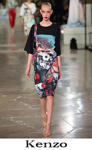 Kenzo Spring Summer 2017 Lifestyle Clothing Women 28