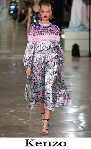 Kenzo Spring Summer 2017 Lifestyle Clothing Women 47