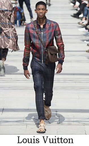 Louis Vuitton Spring Summer 2017 Fashion For Men 22