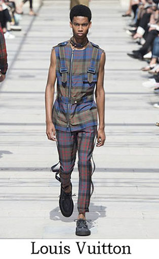 Louis Vuitton Spring Summer 2017 Fashion For Men 25