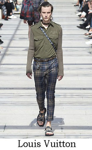 Louis Vuitton Spring Summer 2017 Fashion For Men 26