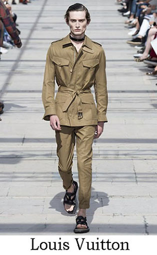 Louis Vuitton Spring Summer 2017 Fashion For Men 33