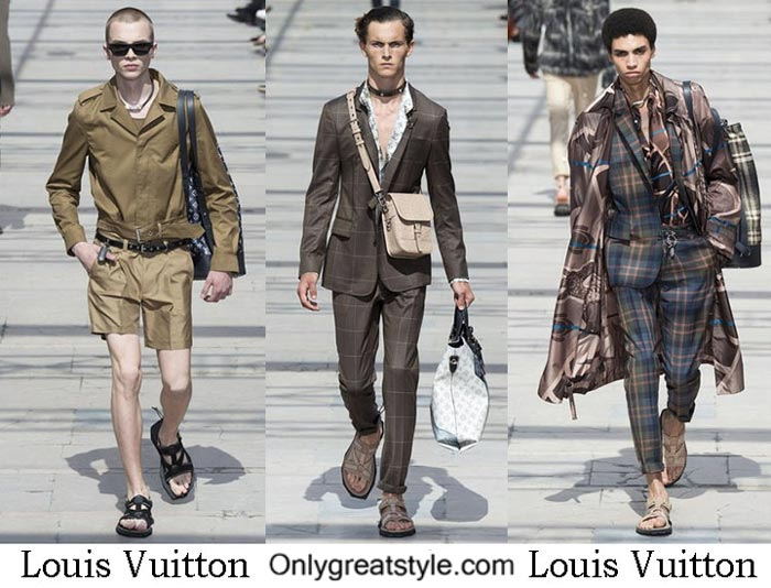 Louis Vuitton Spring Summer 2017 Fashion For Men