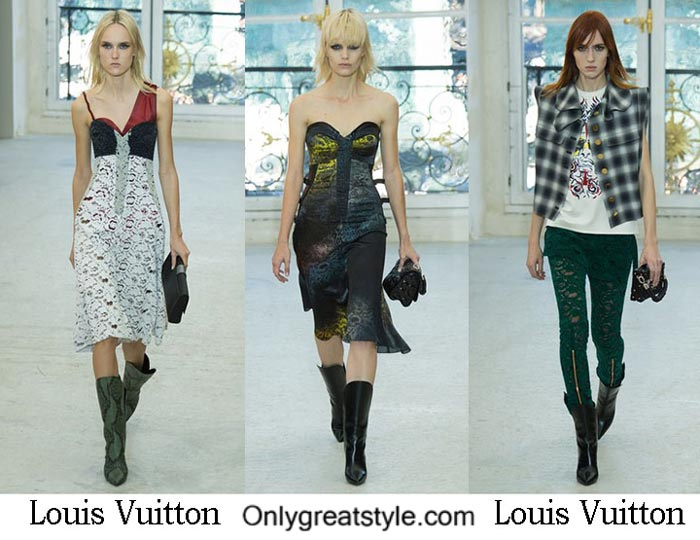Louis Vuitton Spring Summer 2017 Fashion Show For Women