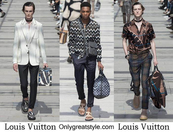 Louis Vuitton Spring Summer 2017 Fashion Show Men