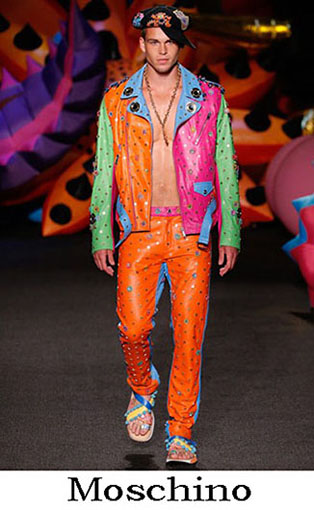 Moschino Spring Summer 2017 Brand Style For Men 59