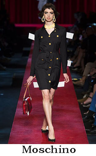 Moschino Spring Summer 2017 Fashion Clothing Women 12