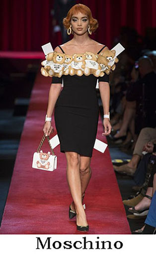 Moschino Spring Summer 2017 Fashion Clothing Women 20