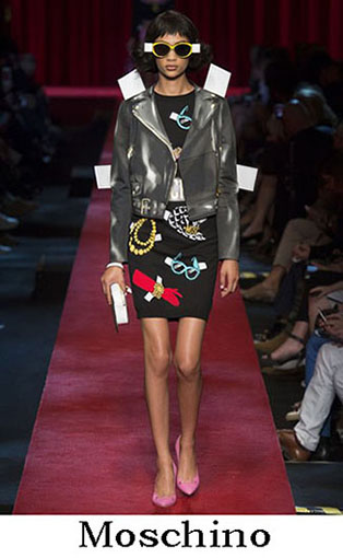 Moschino Spring Summer 2017 Fashion Clothing Women 30