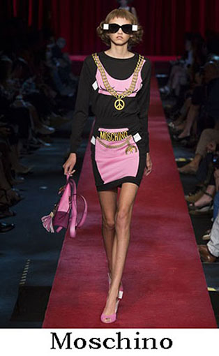 Moschino Spring Summer 2017 Fashion Clothing Women 31