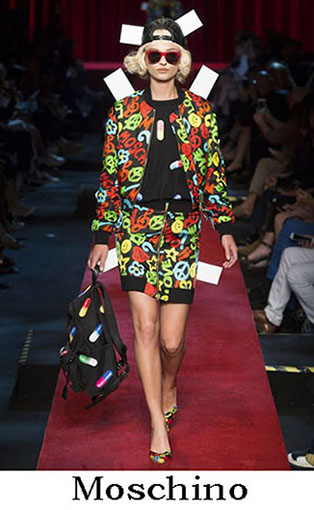 Moschino Spring Summer 2017 Fashion Clothing Women 35