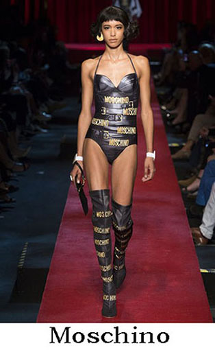 Moschino Spring Summer 2017 Fashion Clothing Women 40