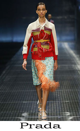 Prada Spring Summer 2017 Fashion Brand Style Women 27