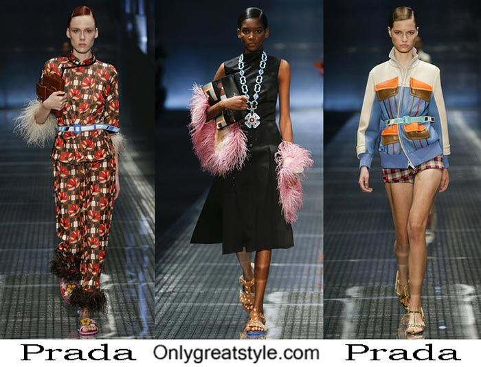 Prada Spring Summer 2017 Fashion Show For Women