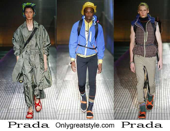 Prada Spring Summer 2017 Lifestyle Clothing For Men
