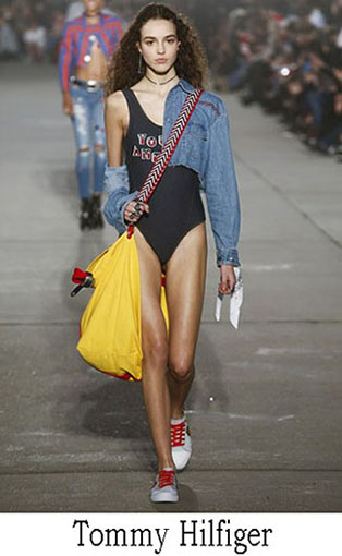 Tommy Hilfiger Spring Summer 2017 Brand Style Look 18