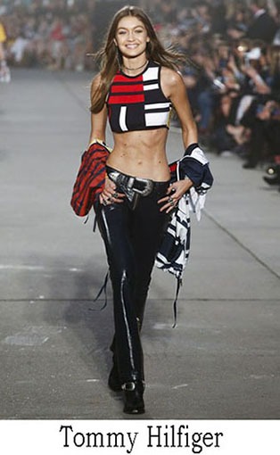 Tommy Hilfiger Spring Summer 2017 Brand Style Look 2